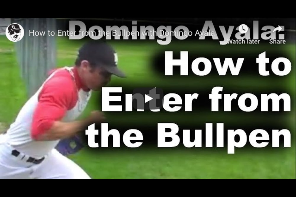 Bullpen Entrances with Domingo Ayala