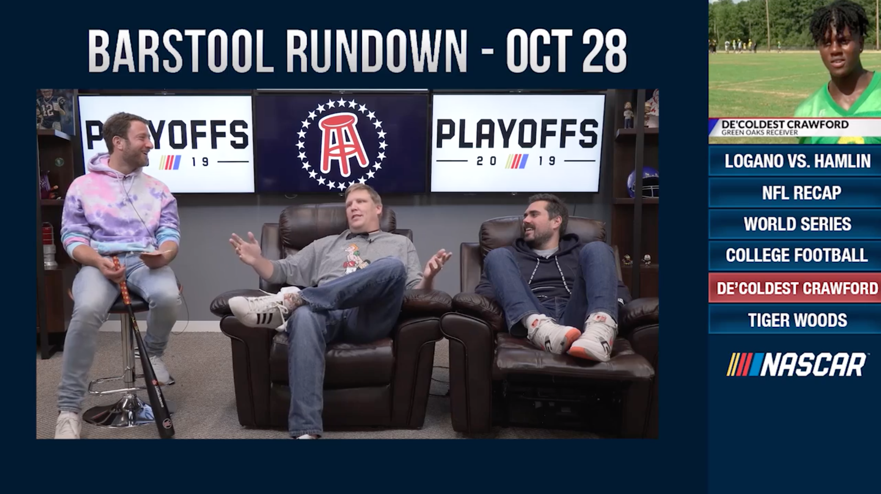On Barstool Sports